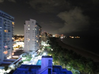 Puerto Rico from roof @ SJW&BC