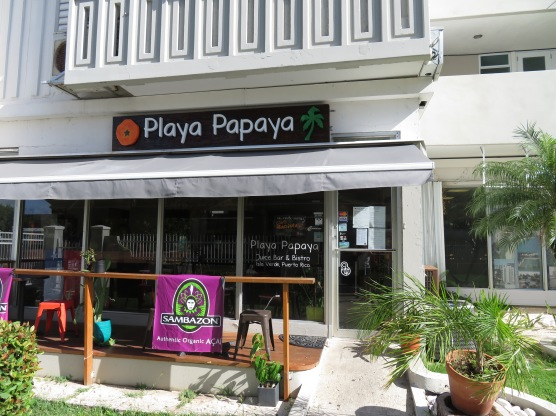 Playa Papaya